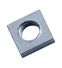 Гайка квадратная низкая ЦБ DIN 562