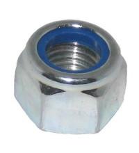 Гайка самостопорящаяся с пластиковым кольцом  DIN 982