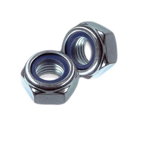 Гайка со стопорным кольцом din 985 оптом